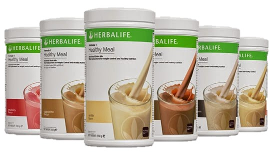 The Herbalife Shakes Flavors